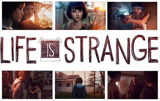 GAME STREAM #5 – LIFE IS STRANGE – LIVE PS4 BROADCAST – GAMEFRUIT.SK