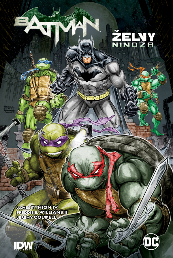 Batman / Želvy ninja