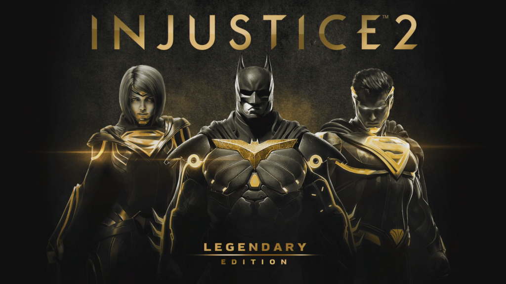 GAME STREAM #6 – Injustice 2: Legendary Edition – Live PS4 Broadcast – Gamefruit.sk