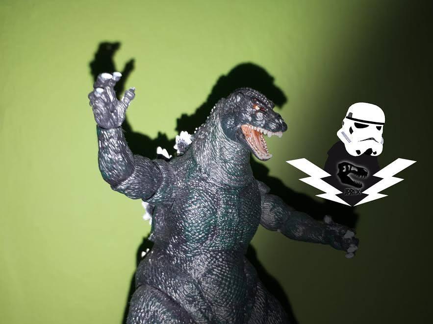 JPrexové recenzie na figúrky #2 –NECA Godzilla 1994