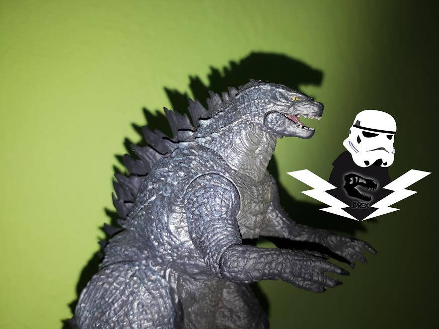 JPrexové recenzie na figúrky #5 – NECA Godzilla 2014