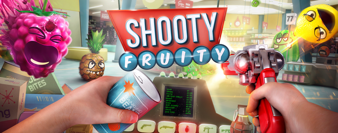 GAME STREAM #7 – Shooty Fruity VR – Live PS4 Broadcast – Gamefruit.sk