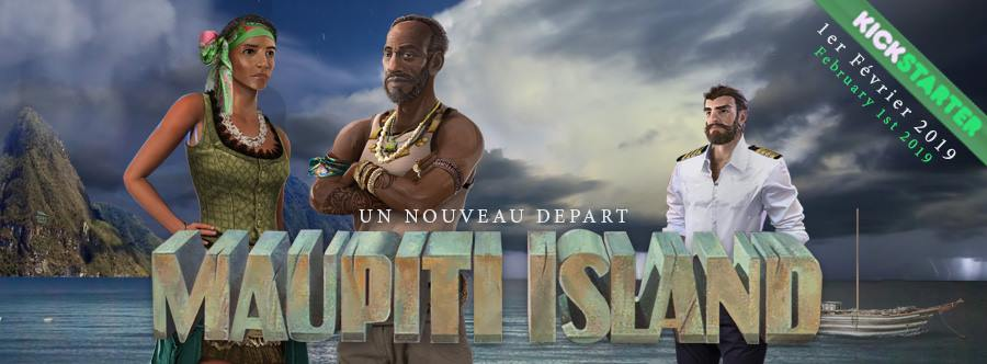 Novinka o hre Maupiti Island priamo od autorov